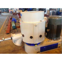 PP / PE Film Recycling Plastic Agglomerator With Rotary Bla