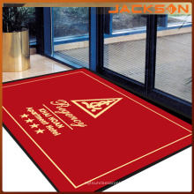 Custom Good Quality Printed Logo Floor Mat