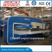 SKYB31225C tipo CNC torreta de acero al carbono placa de perforación de la máquina