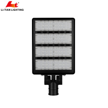 Alibaba golden Manufacturer UL DLC 200W Sensor LED Shoe box Street light