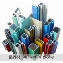 Revêtement en poudre en plastique 2016 pour matériaux de construction en aluminium