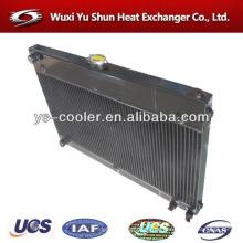Hersteller von kundenspezifischen Aluminium-Auto-Tank Heizkörper