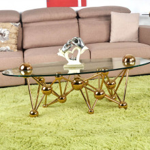 attractive design oval coffee table