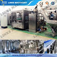 Suco automático, máquina de enchimento / fábrica de engarrafamento / linha