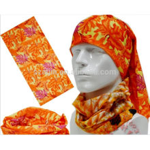 Fashion polyester printing outdoor scarf