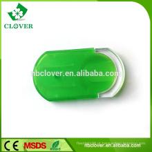 Lupa de plástico ABS mini lupa de dobramento personalizado