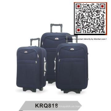 Shandong barato de seda EVA fuera Trolley Lugage (KRQ818)
