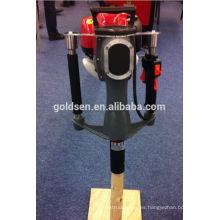 52mm de gasolina de gas de energía eléctrica de mano Estrella piquete pila de conducción de la máquina de gasolina cerca del conductor del controlador de martillo