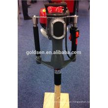 52 milímetros Gasolina Gas Powered Energia Elétrica Estrela Handheld Piquet Empilhamento Condução Máquina Gasolina Fence Post Driver Hammer