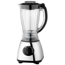 8 speeds plastic/glass juicer blender