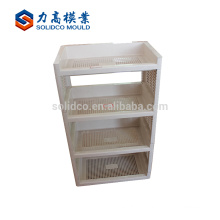Alibaba China Supplier Plastic Injection Drawer Moulding Cabinet Mould