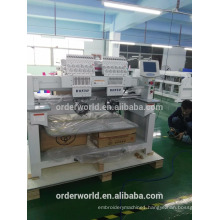 2 head computerized embroidery machine price Similar to Tajima embroidery machine