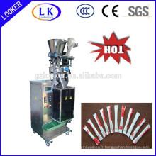 Petite machine d'emballage de café instantanée