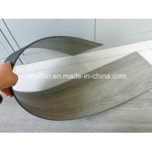 Plancher de vinyle de PVC fait de matériel vierge