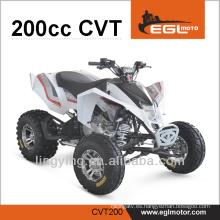 11,5 motocicleta de KW Auto quad 200cc CVT transmisión