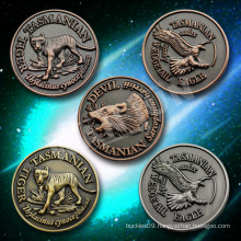 Custom made antique coin,antique Animal Coin,Souvenir Coin