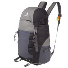 35L faltbare wasserdichte Nylon Outdoor Freizeit Rucksack Tasche (YKY7295)