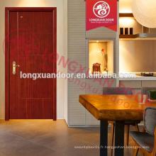Conception simple de portes en bois