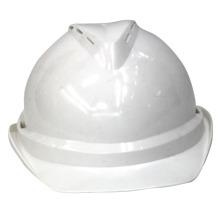PE Y Tipo Casco de seguridad (blanco).