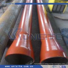 Tubes en acier structurels de construction de navires (USC-4-007)