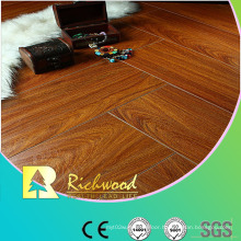 12.3mm Embossed Hickory Waxed Edged Lamiante Floor