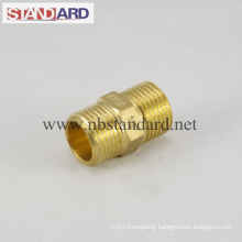 Brass Nipple Male Thread Fitting