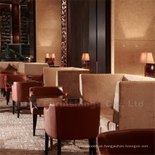 Conjunto de cadeiras de mesa de estilo moderno Western Style Cafe (SP-CS152)
