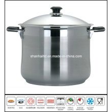 Stainless Steel Deep Soup Pot Cookware