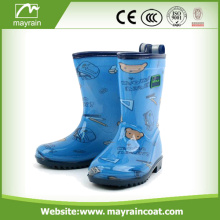 PVC Kids Rain Boots Vendedor chino popular