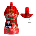 Ketchup Heterotypic Pouch With Spout