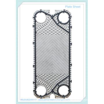 Substituição Gea Placa Heat Exchanger Gasket