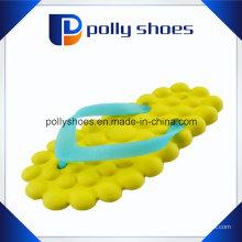 Высококачественные EVA Yellow Girl Slipper Flip Flops