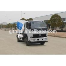 Las ruedas de Dongfeng 6 conducen el camión del mezclador concreto para 3-6 metros cúbicos
