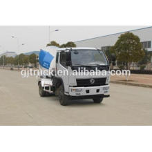 Dongfeng 6 wheels drive concrete mixer truck for 3-6 cubic meter