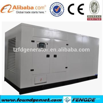 Китай поставщик 900kva 3 фазы тихий звукоизоляционный электрический генератор