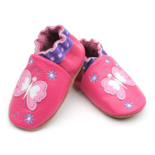 Baby Girls Butterfly Pattern Cute Soft Children Shoes