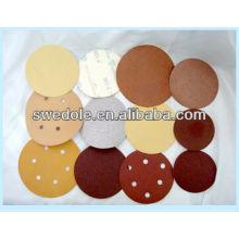 Disco abrasivo abrasivo de óxido de zirconia de alta calidad para metal o madera pesada