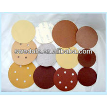 Disco de lixamento abrasivo de óxido de zircônia de alta qualidade para metal ou madeira pesada