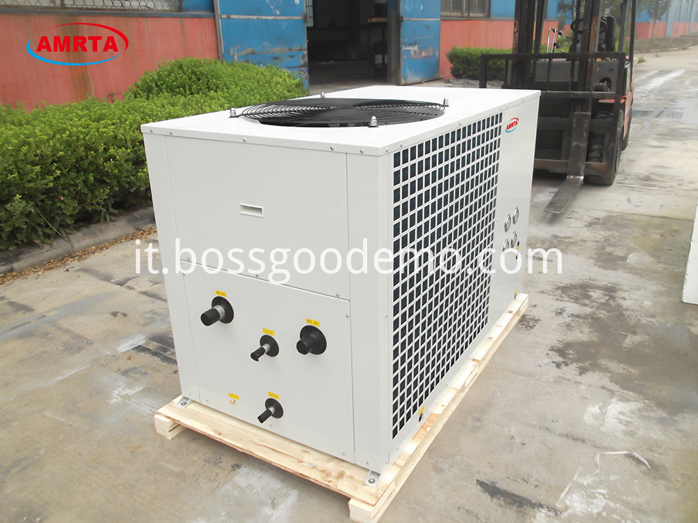 Portable Air to Water Chiller