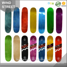 PROFISSIONAL 100% CANADIAN MAPLE BLANK SKATEBOARD DECK WHOLESALE