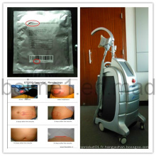 Professional 3 Handles Ice Freeze Cryolipolysis Équipement amincissant