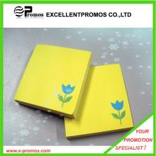 Almofada pegajosa colorida promocional barata do memorando (EP-N9158)
