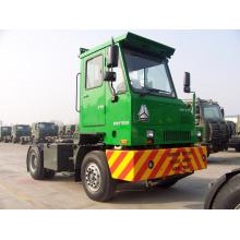 4х2 терминал Квай тележка трактора тележки sinotruck HOWO перевозит Трактор грузовик Инженерная машина