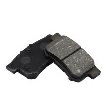 D365 No noise no dust automobile parts china semi-metal brake pads for HONDA