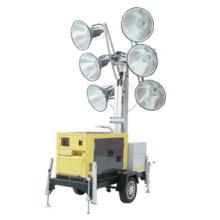 Generador Diesel Mobile Light Tower (CDM09)