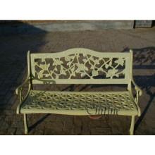 Moderna cadeira de jardim ao ar livre de alumínio