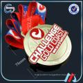 Portefeuille de pate de la médaille sportive miraculeuse