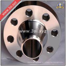 La calidad de la venta caliente forjó el reborde del cuello de la soldadura del acero inoxidable (YZF-E359)