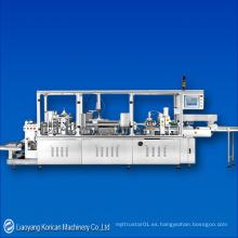 (DPP400) Ampolla y máquina de embalaje del vial