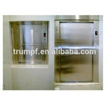 Tipo de ventana montacargas para ascensor de alimentos